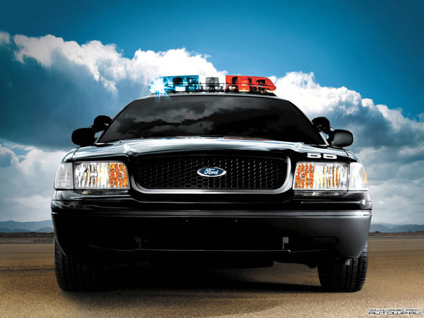 Фото галерея -  Ford Crown Victoria Police '1998–н.в.