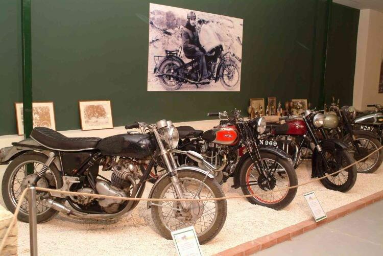 Фото Музей мотоциклов из Музей мотоциклов (Кипр, Никосия) от Tatyana_Gavrilenko из Днепропетровска / TURIZM.RU