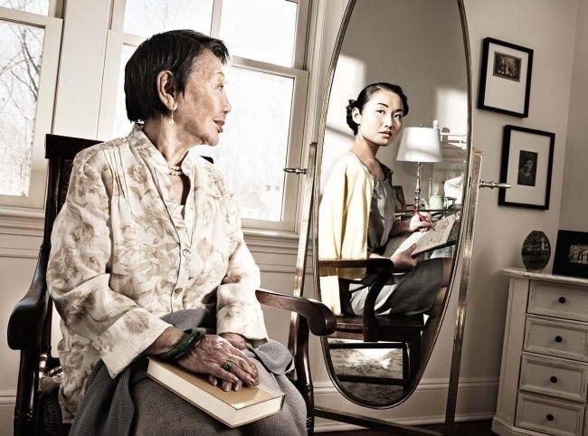 Фото: Трогательные кадры пожилых людей с молодой душой (Фото)