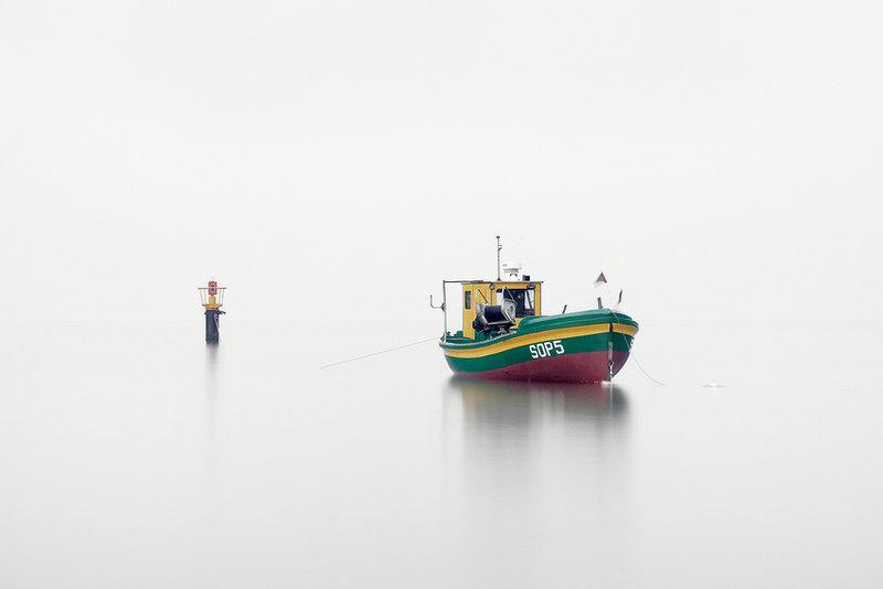 Фотограф минималист Maciej Leszczynski