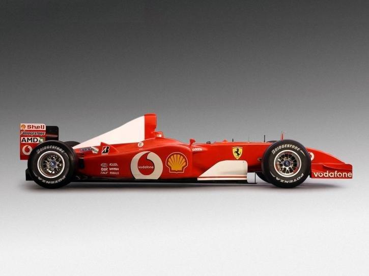Фотографии 2002 Ferrari F2002. Фото, заставки и обои для рабочего стола c автомобилем Ferrari F2002 2002 года. VERcity