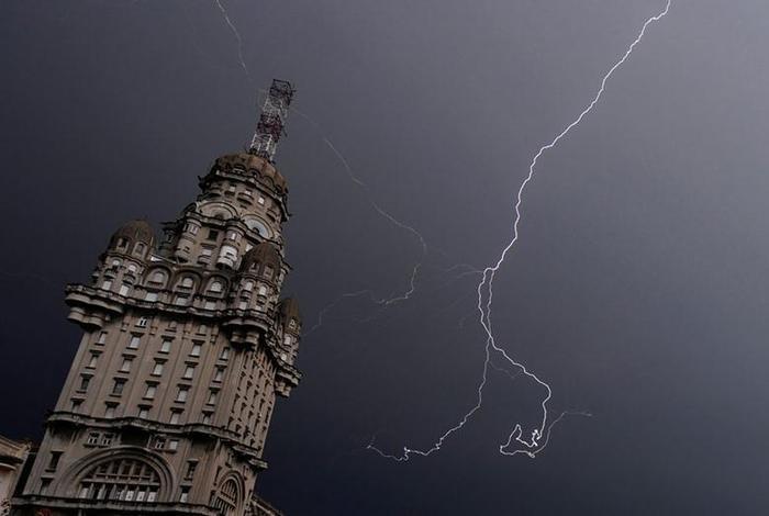 Фотографии молний со всего мира   PostDefender