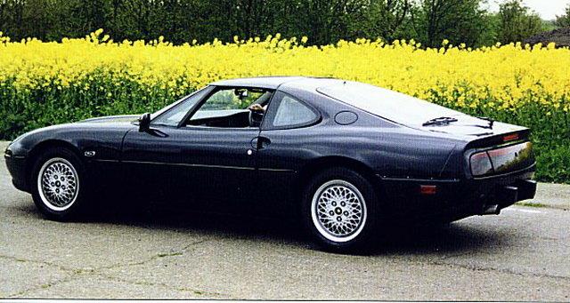 Jaguar XJ41 Prototype