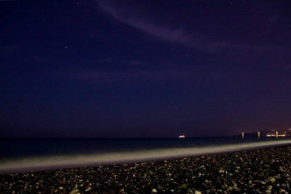 Как фотографировать ночью без штатива