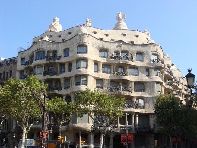 Каса Мила (Casa Mila)