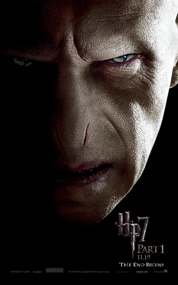 Характер-постер фильма «Гарри Поттер и Дары смерти»