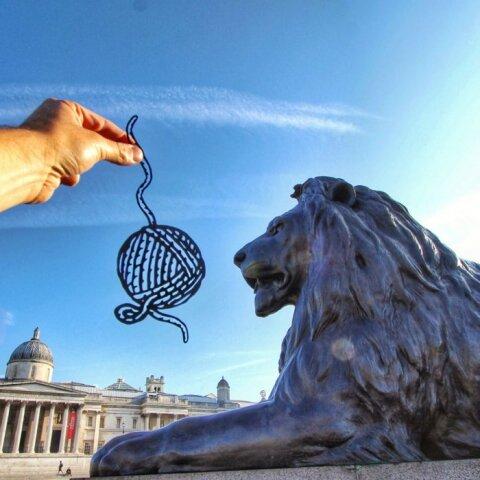 Клубок для льва