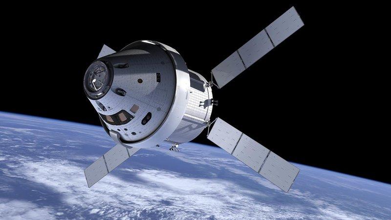 Концепт челнока Orion