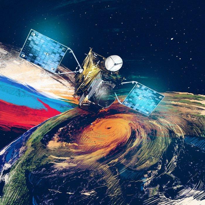 Космические технологии РФ