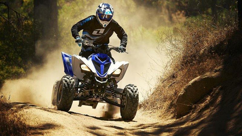 Квадроцикл YAMAHA Raptor YFM 700 R