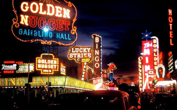 Лас-Вегас. История о том, что казино — утеха пролетариата