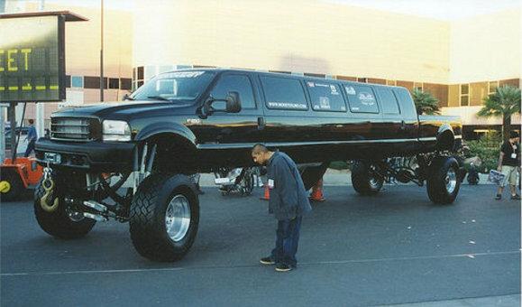 Limousine Pickup