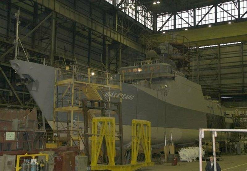Малый артиллерийский корабль «Махачкала»