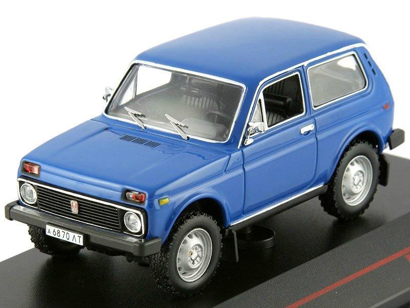 Масштабная модель 1:43 ВАЗ 2121 НИВА 1978