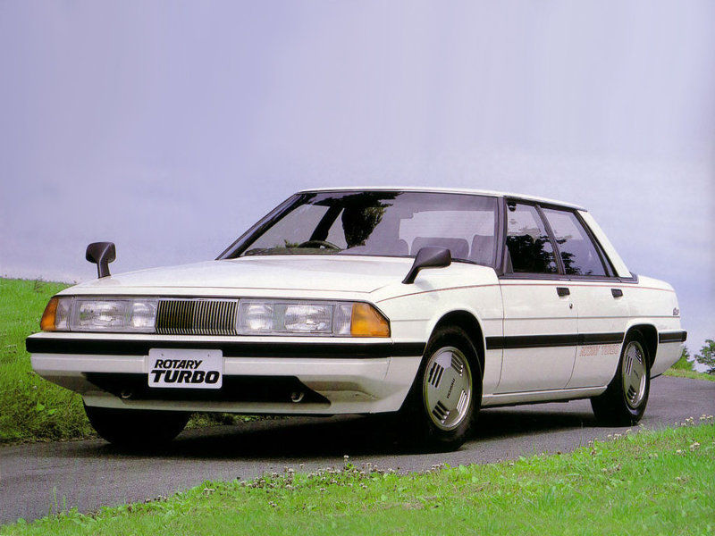 Mazda Luce 4-door Hardtop