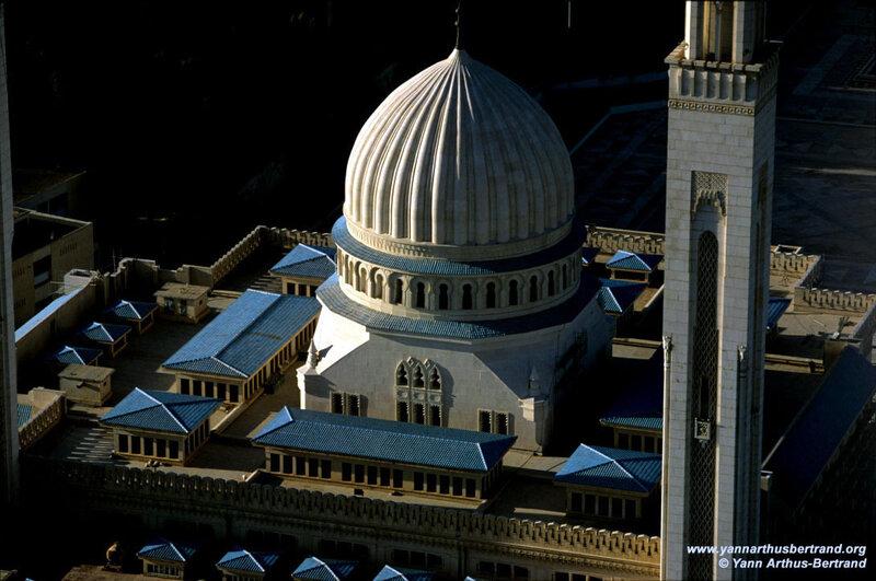 Мечети с высоты птичьего полета