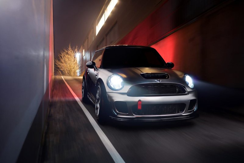 Mni Cooper S JCW by Krumm-Performance