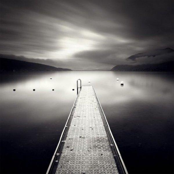Мосты и мостики - черно-белые фотографии, картинки
