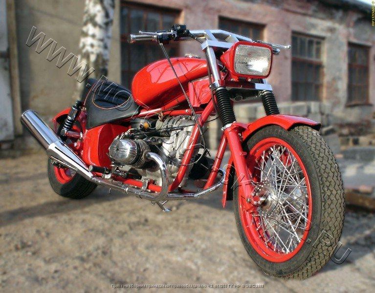Мотоцикл Урал тюнинг фото. Картинки мотоцикла Урал