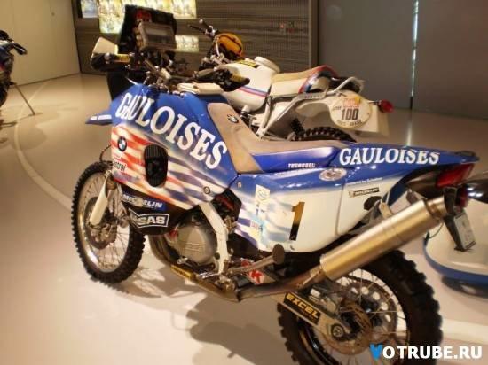 Музей мотоциклов (19 фото)