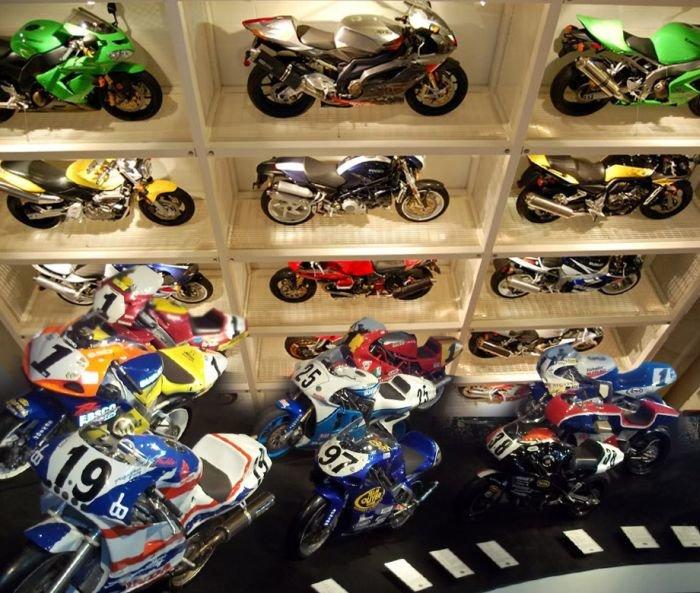 Музей мотоциклов Джорджа Барбера (45 фото) » Триникси