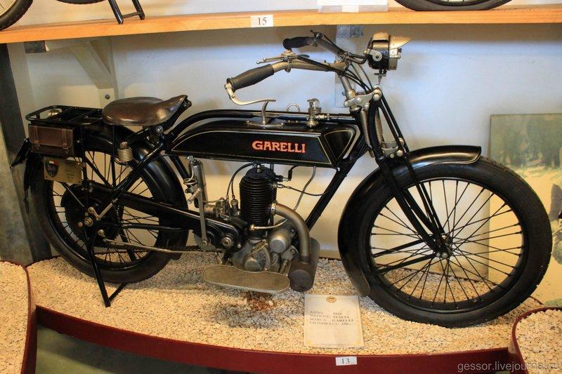Музей мотоциклов в Римини. : moto_ru