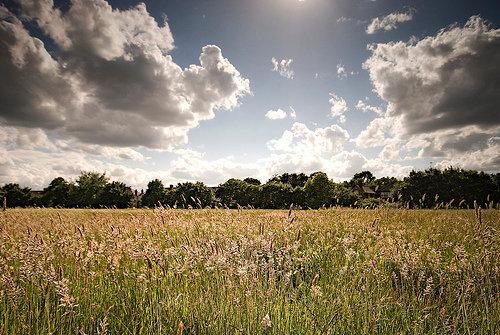 ND фильтр в пейзажной съёмке