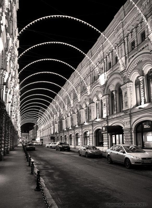 Новые фото ночного города