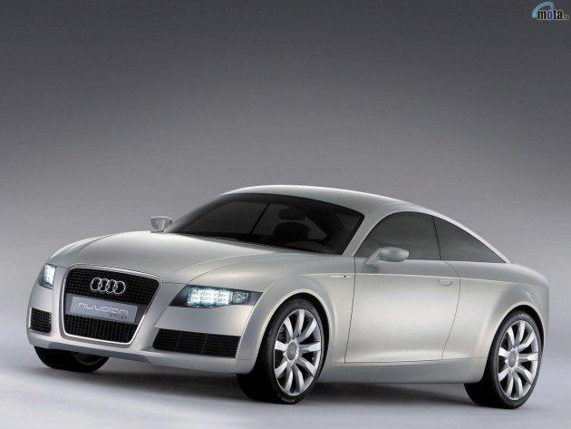 Обои Audi Nuvolari Quattro Concept, фото, картинки