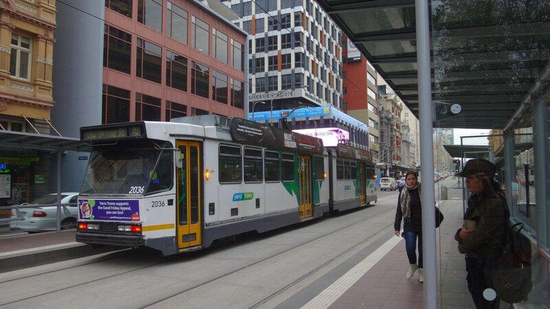 Общественный транспорт в Мельбурне ⋆ UA-AU | Истории из Австралии