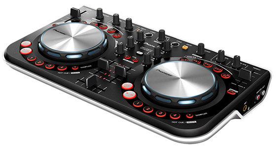 Обзор DJ-контроллера Pioneer DDJ-WeGo