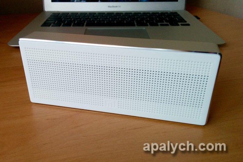 Обзор портативной колонки Xiaomi NDZ-03-GB Bluetooth Speaker