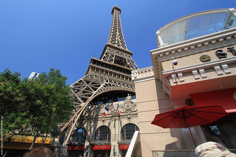 Отель Париж. Лас-Вегас