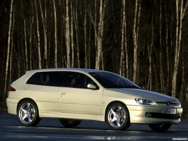 Peugeot 306 HDi Break Concept
