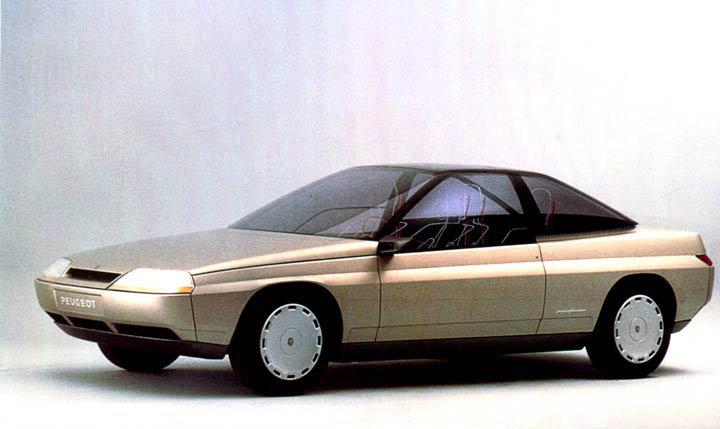 Peugeot Griffe 4 (Pininfarina)