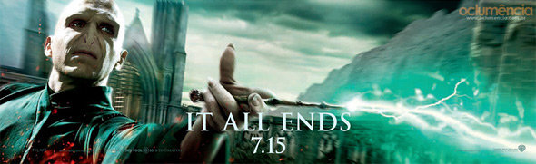 Постеры Harry Potter It All Ends