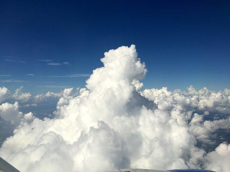 Публикация: Моu любимые фотографии природы.Из окна самолета | Сообщество «Романтик»