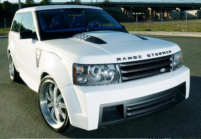 Range Rover Stormer