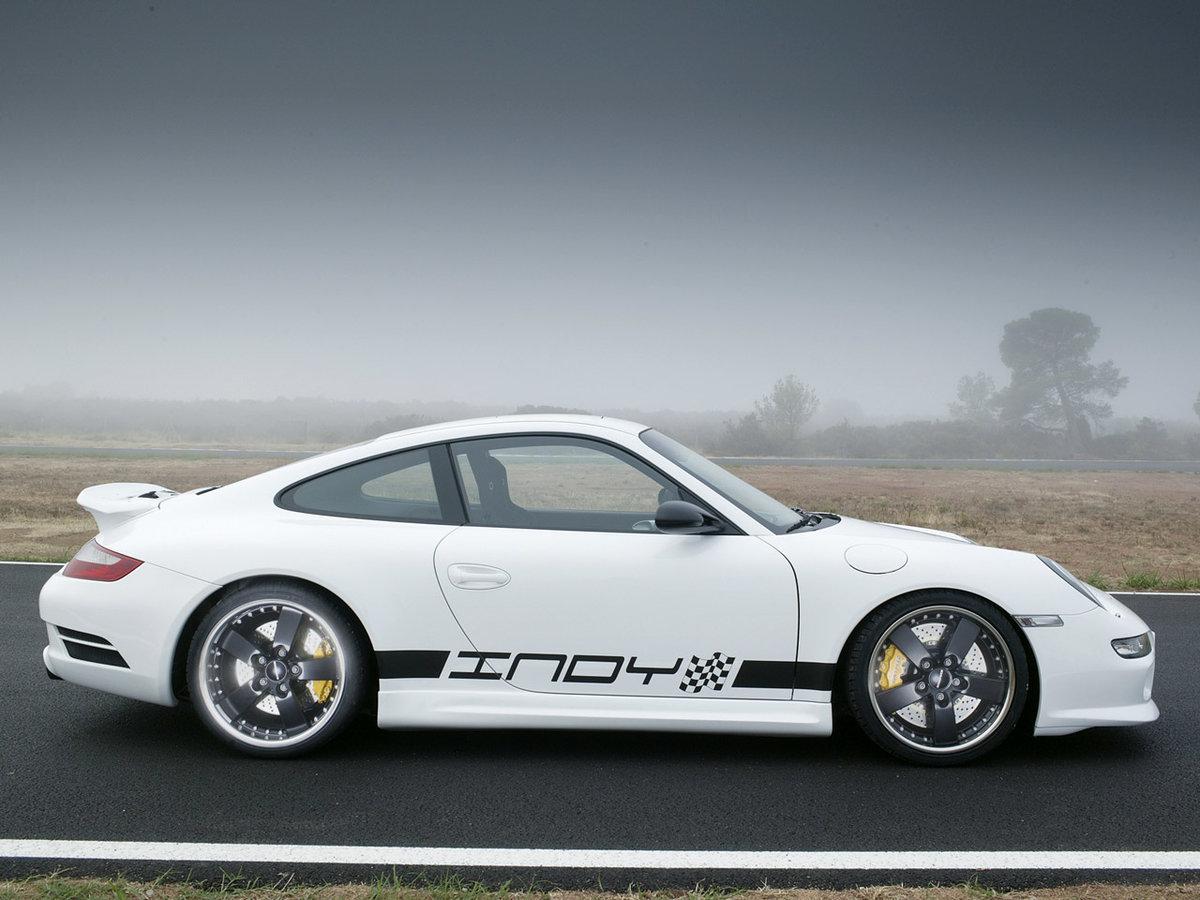 Rinspeed Porsche 997S Indy