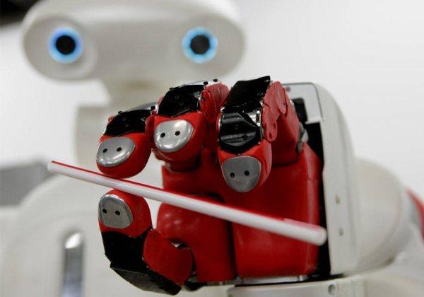 Роботы будущего настоящего фото