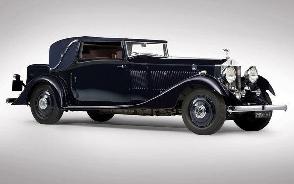 Rolls-royce Phantom Continental Sedanca Coupe