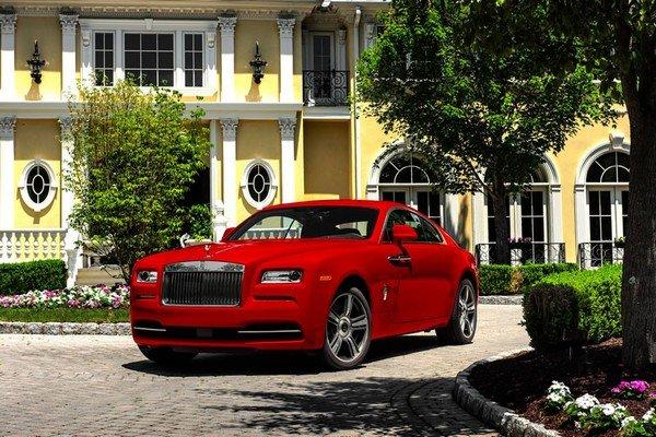 Rolls-Royce  Wraith St James Edition