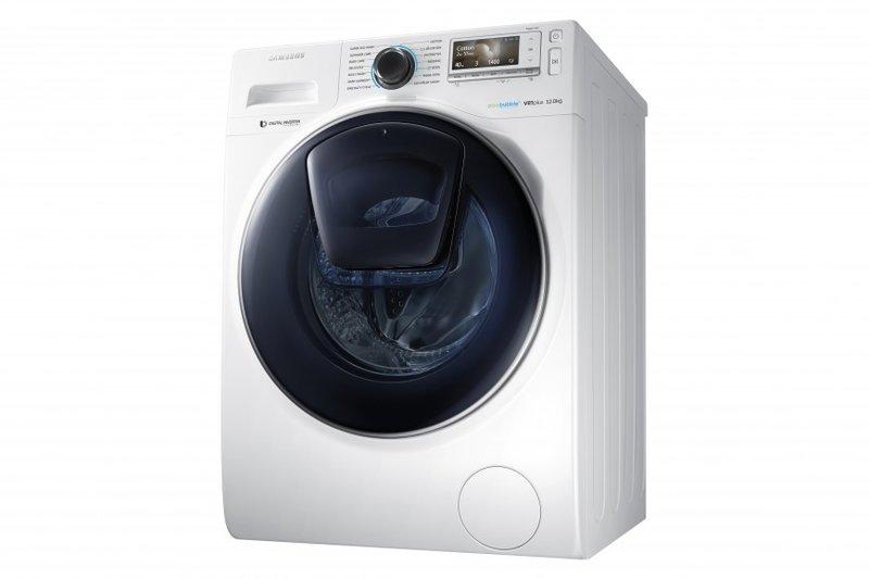 Samsung AddWash-стиральная машина с системой дверца в дверце