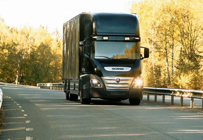 Scania 2010 Concept Truck