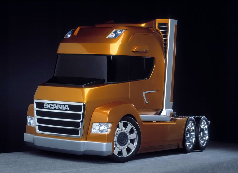 Scania STAX Concept