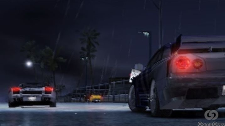 Скриншоты из Need for Speed Carbon