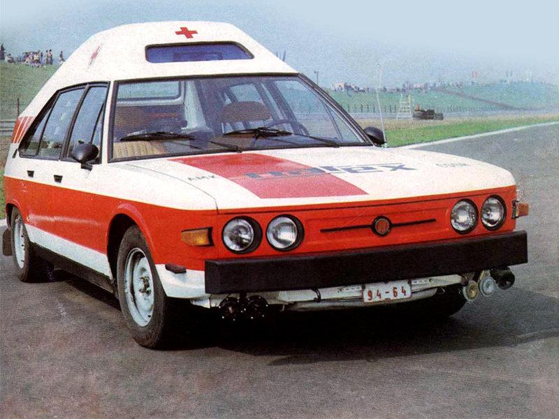 Tatra T624 RZP Narex '1988