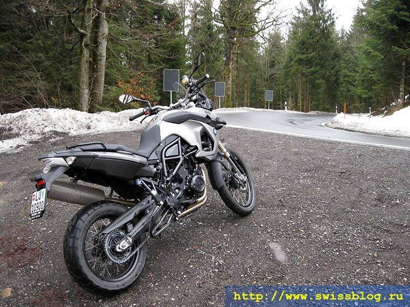 Тестдрайв BMW F800GS '08 - Мотоциклы, их тест драйвы и обзоры, ремонт и тюнинг