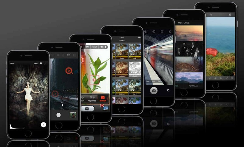the best photo apps for Iphone