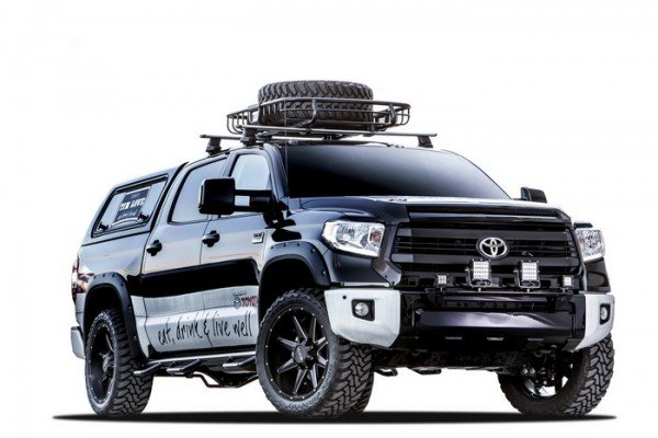 Toyota Tundra для гриля